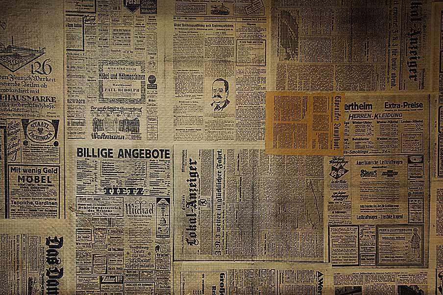 Tapete Zeitung ratskeller köpenick rooms